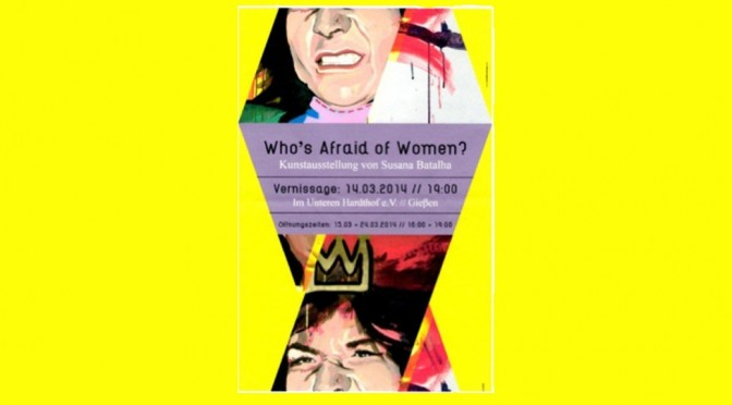 WHO's AFRAID OF WOMEN