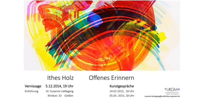 Ithes Holz – Offenes Erinnern