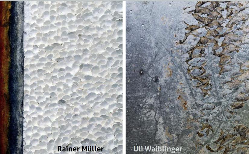 Materialität und Oberfläche